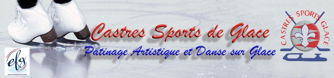 Castres Sports de glace – Club de patinage artistique et danse sur glace